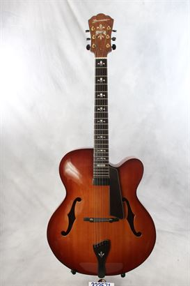 Buscarino (used, 1997) Virtuoso Archtop guitar