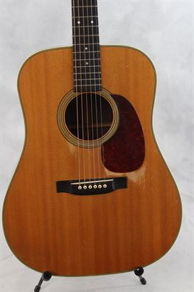 Martin (used, 1949) D-28 Acoustic Guitar
