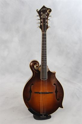 Weber (used, 2009) Yellowstone F-Style Distressed Mandolin