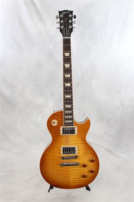 Gibson (used, 2013) Les Paul Standard Premium Plus Top