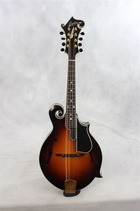Michael Lewis (used, 2006 August 2nd) Archive F Style Loar Style mandolin