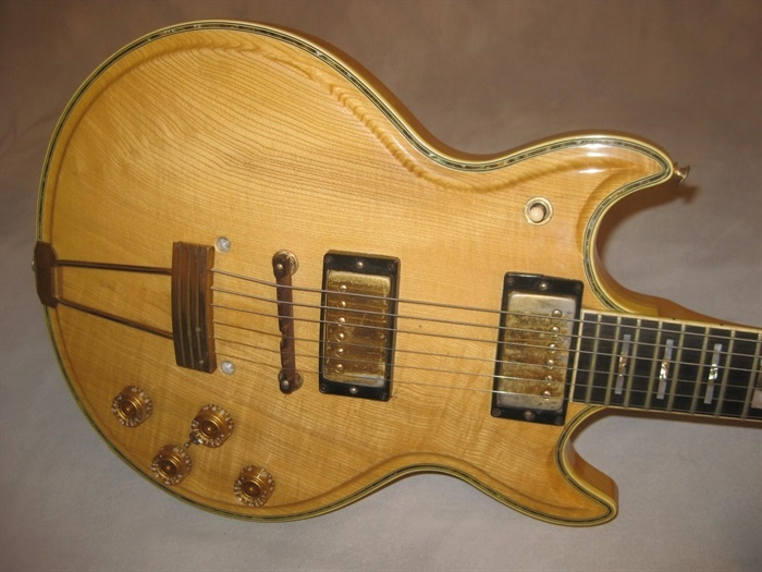 Ibanez Used 1975 Artist Owned By Jazz Guitarist Chuck