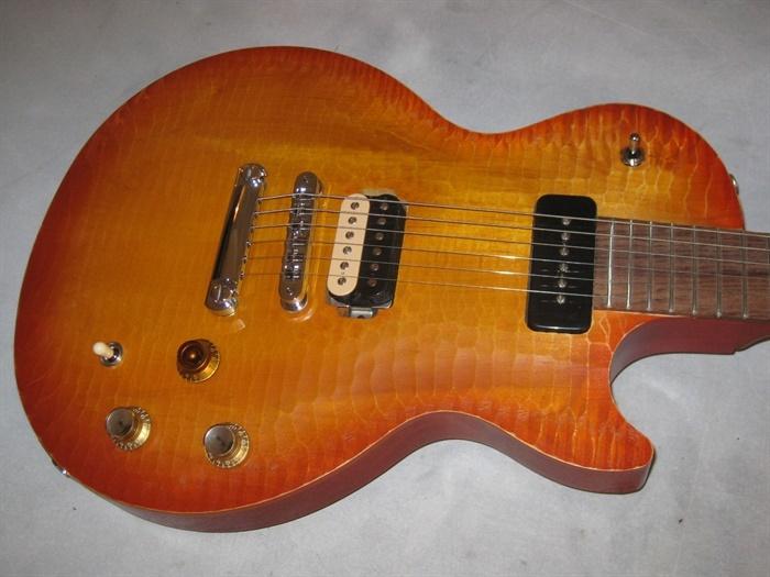 Gibson new gary moore signature les paul mandolin - Gibson gary moore ...