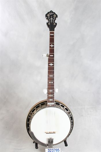 Gibson (used 1930- '33) Kel Kroyden Banjo KK-10 Conversion to 5-string