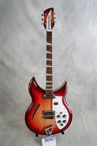 Rickenbacker (new)  381/V69 Fire Glo