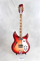 Rickenbacker (new) 381/12V69 in FireGlo