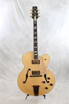 "Heritage (used, 1996) Super Eagle Archtop 18"" wide"