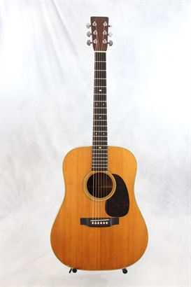 Martin (used, 1936) D28 Re-Topped Acoustic Guitar