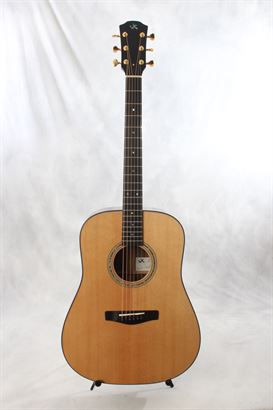 Kraus Guitars (new) Model D Acoustic Guitar