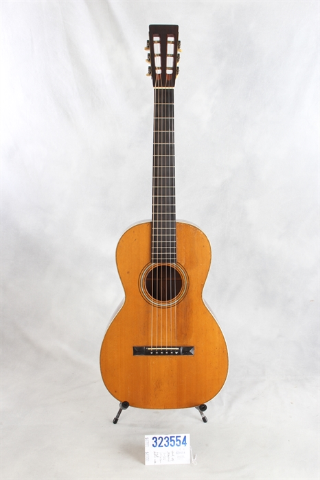 Martin (used, 1891) 1-26 Parlor, Circa 1892 - Mandolin Brothers, Ltd