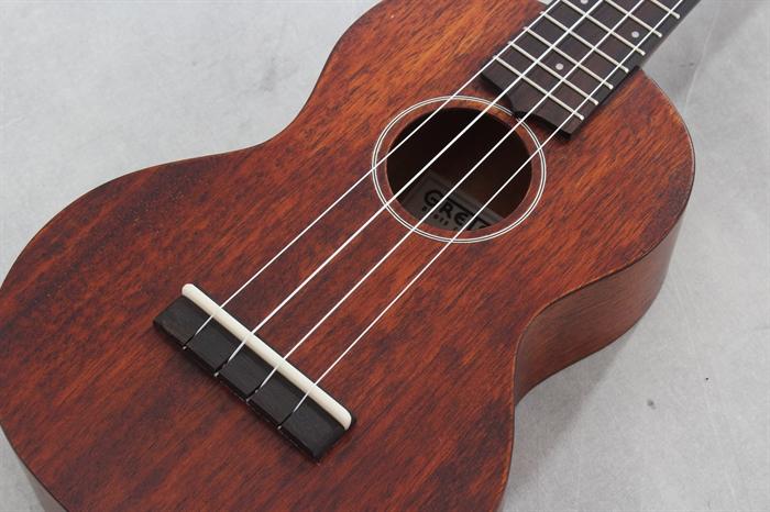 gretsch new g9110 concert standard ukulele mandolin brothers ltd. Black Bedroom Furniture Sets. Home Design Ideas