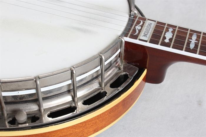 Gibson (used 1930- '33) Kel Kroyden Banjo KK-10 Conversion to 5