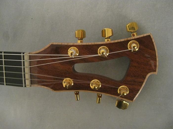 Del Langejans Used 2000 Earl Klugh Signature Mandolin