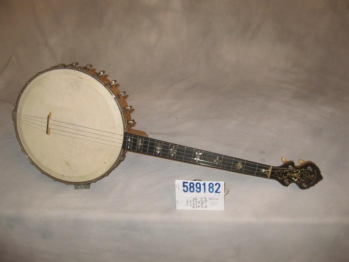 Orpheum (used, 1929) Style No  1 short scale tenor banjo