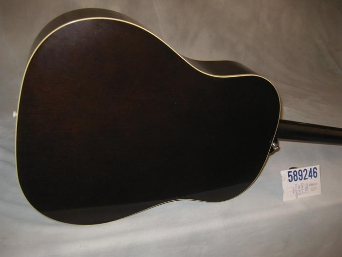 Gibson Used 2008 J45 Vos Mandolin Brothers Ltd