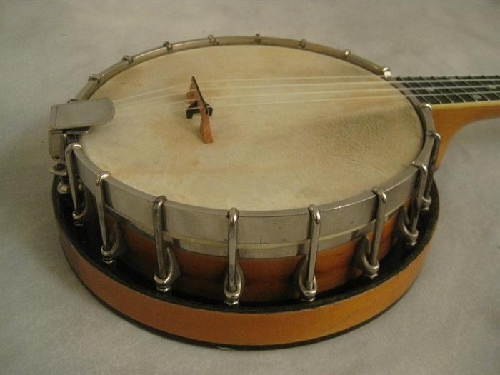 Photos of Vega (used, 1930) Ukulele-Banjo