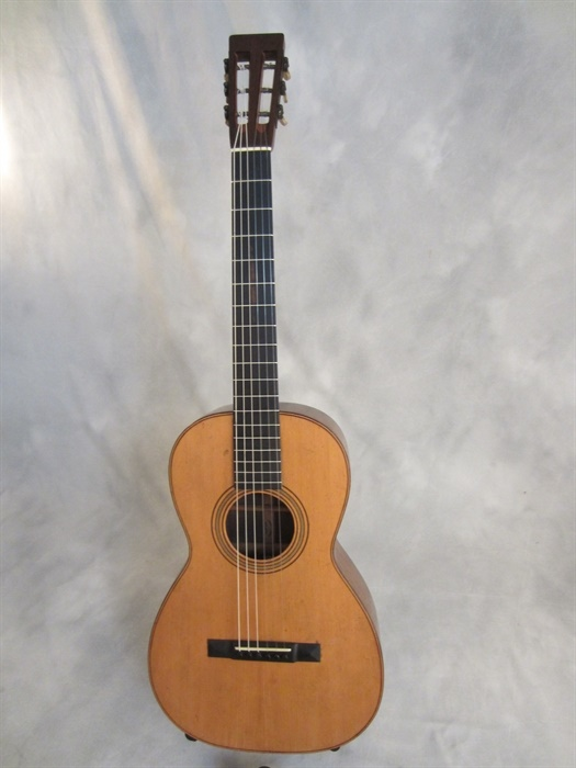 Martin (used, 1865 -1898) Model 1-21 Parlor Guitar - Mandolin