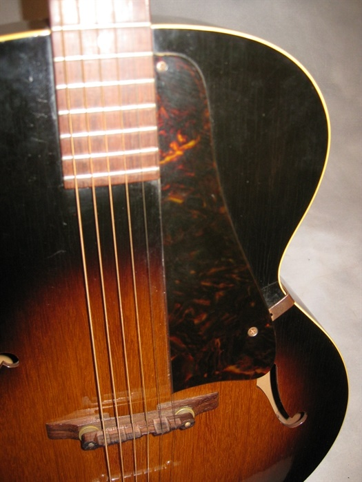 Gibson Used 1958 L48 Acoustic Archtop Guitar Mandolin