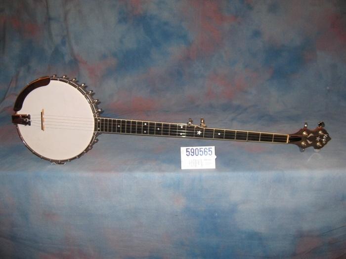 Vega (used, 1970) Pete Seeger Long Neck - Mandolin Brothers