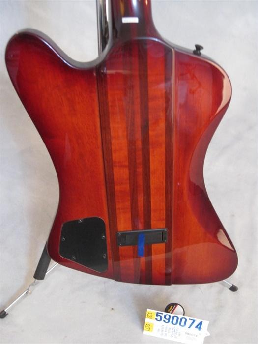 epiphone new goth thunderbird pro iv bass mandolin brothers ltd. Black Bedroom Furniture Sets. Home Design Ideas