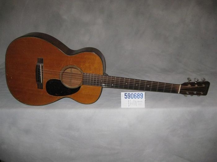 Martin (used, 1955) 0-18 - Mandolin Brothers, Ltd