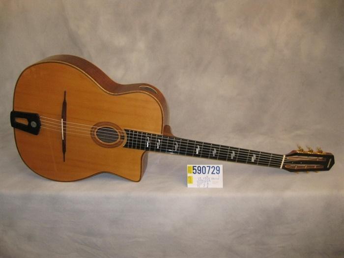 Lehman Used Eclipse Gypsy Style Acoustic Guitar Mandolin