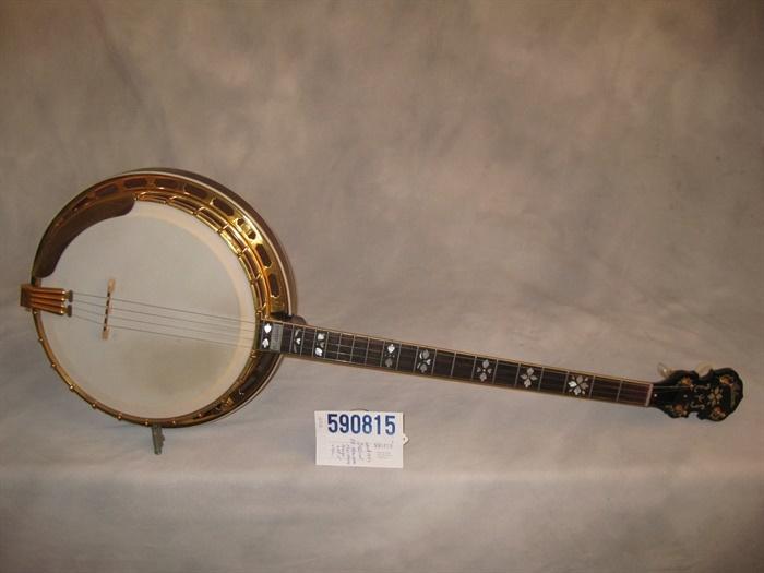 Gibson (used, 1930) Mastertone Granada Plectrum banjo