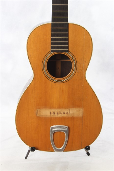 Photos of Martin (used, 1896 Circa) 1-26 Parlor Guitar SOLD