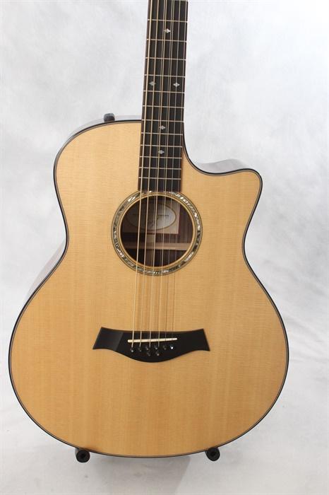 taylor used 2012 baritone 8 string guitar mandolin brothers ltd. Black Bedroom Furniture Sets. Home Design Ideas