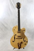 Gretsch ® (used, 2011) G6120AM Chet Atkins Hollowbody Amber Flame